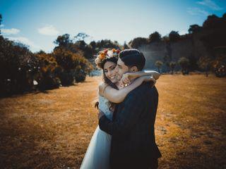 Le nozze di Gianluigi e Rosalia