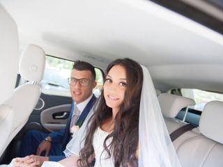 Le nozze di Denise e Cristian