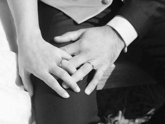 Il matrimonio di Daniele e Lisa a Canossa, Reggio Emilia 1
