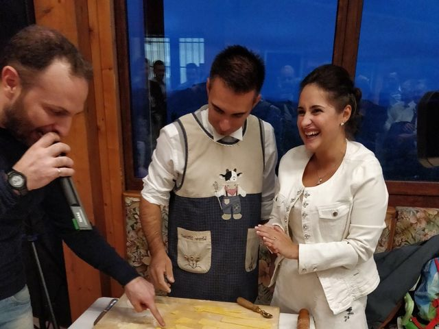 Il matrimonio di Daniele e Lisa a Canossa, Reggio Emilia 3