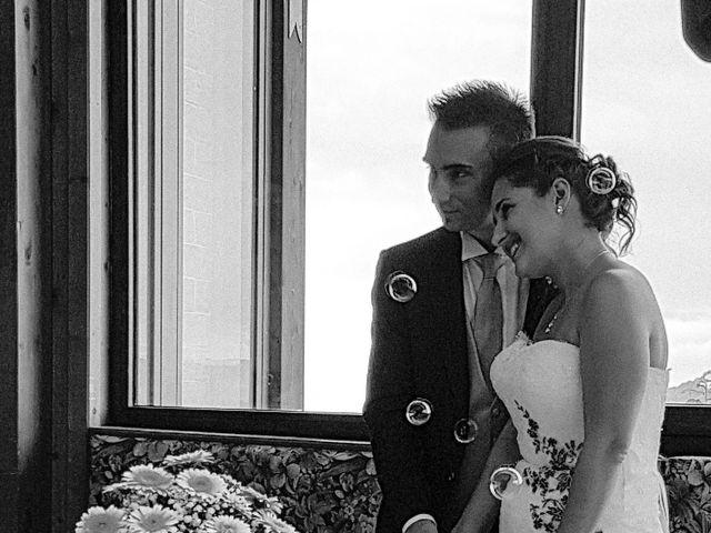 Il matrimonio di Daniele e Lisa a Canossa, Reggio Emilia 7
