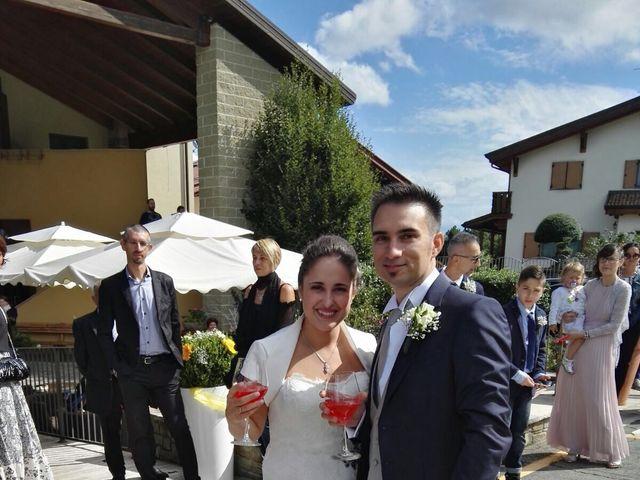 Il matrimonio di Daniele e Lisa a Canossa, Reggio Emilia 19