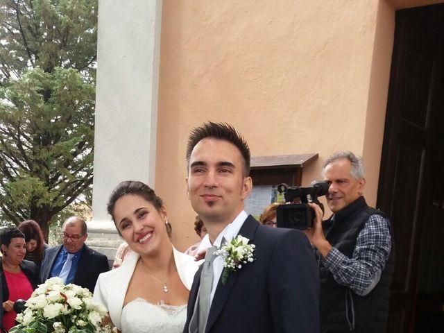 Il matrimonio di Daniele e Lisa a Canossa, Reggio Emilia 20