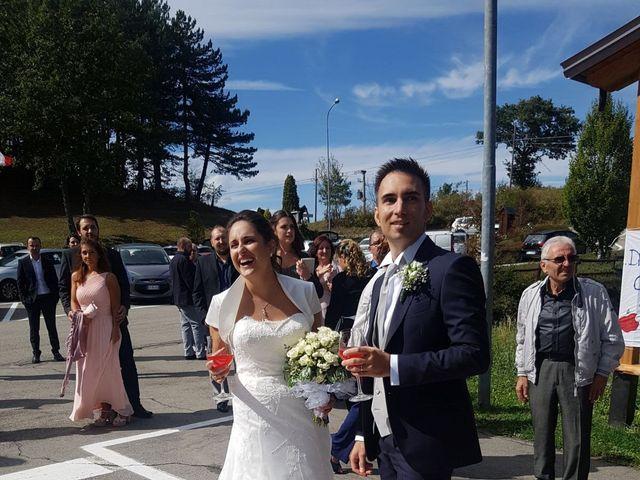 Il matrimonio di Daniele e Lisa a Canossa, Reggio Emilia 22