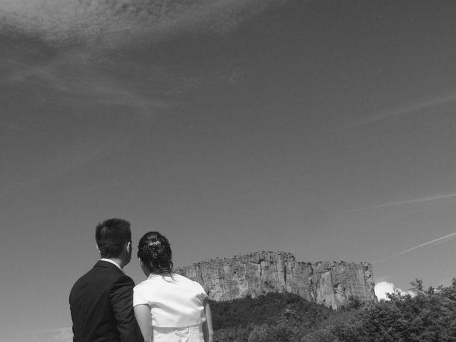 Il matrimonio di Daniele e Lisa a Canossa, Reggio Emilia 24