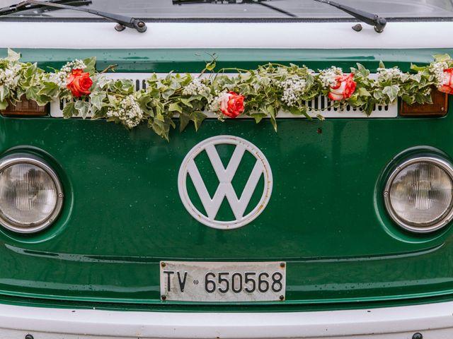 Il matrimonio di Francesco e Valeria a Treviso, Treviso 1