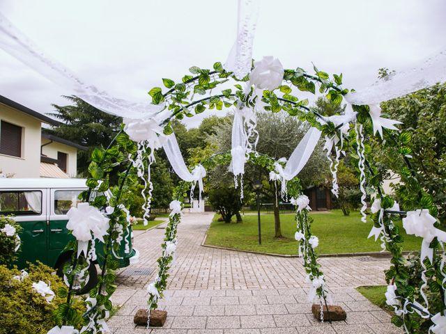 Il matrimonio di Francesco e Valeria a Treviso, Treviso 6