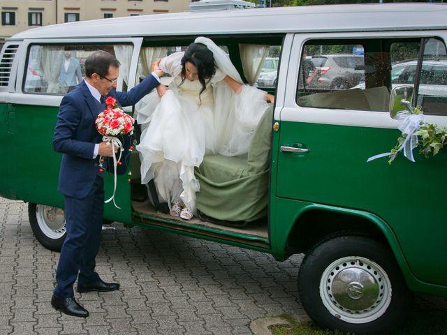 Il matrimonio di Francesco e Valeria a Treviso, Treviso 14