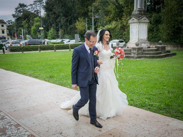 Il matrimonio di Francesco e Valeria a Treviso, Treviso 15