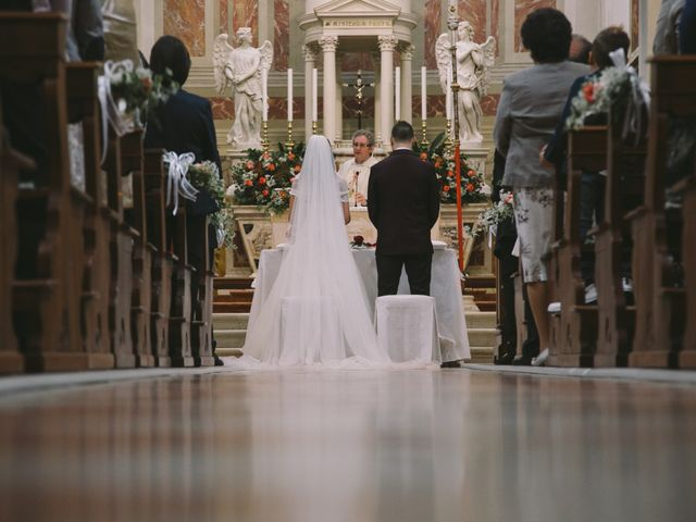 Il matrimonio di Francesco e Valeria a Treviso, Treviso 17