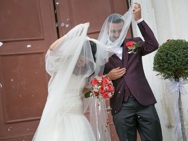 Il matrimonio di Francesco e Valeria a Treviso, Treviso 23