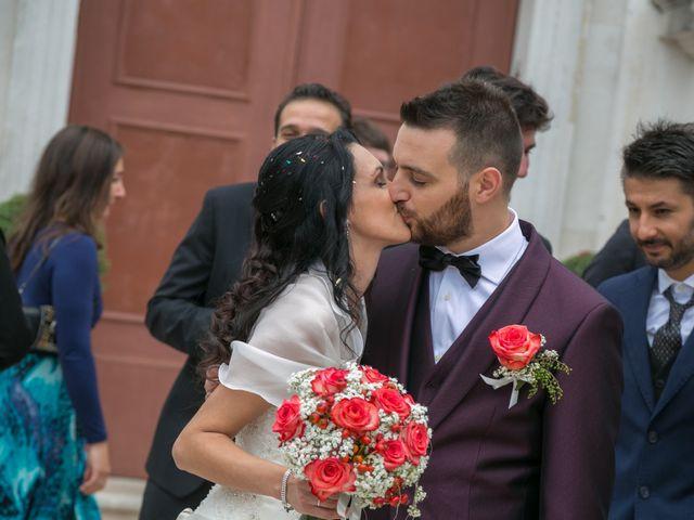 Il matrimonio di Francesco e Valeria a Treviso, Treviso 24