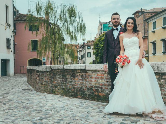 Il matrimonio di Francesco e Valeria a Treviso, Treviso 27