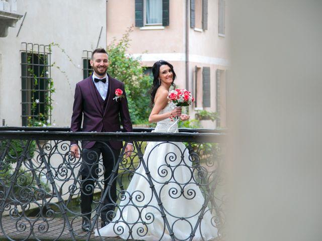Il matrimonio di Francesco e Valeria a Treviso, Treviso 29
