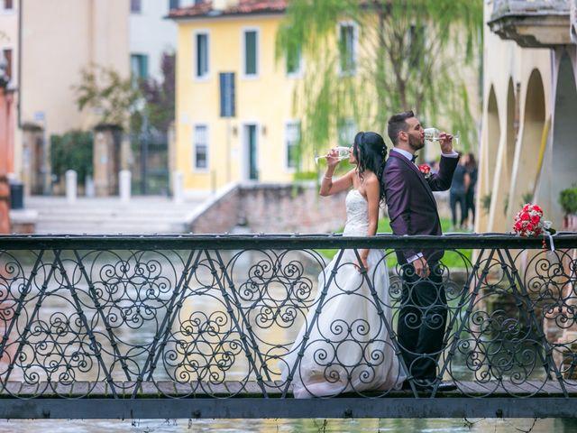 Il matrimonio di Francesco e Valeria a Treviso, Treviso 32