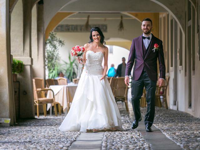 Il matrimonio di Francesco e Valeria a Treviso, Treviso 33