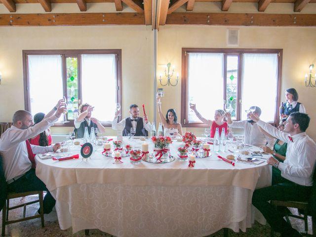 Il matrimonio di Francesco e Valeria a Treviso, Treviso 40