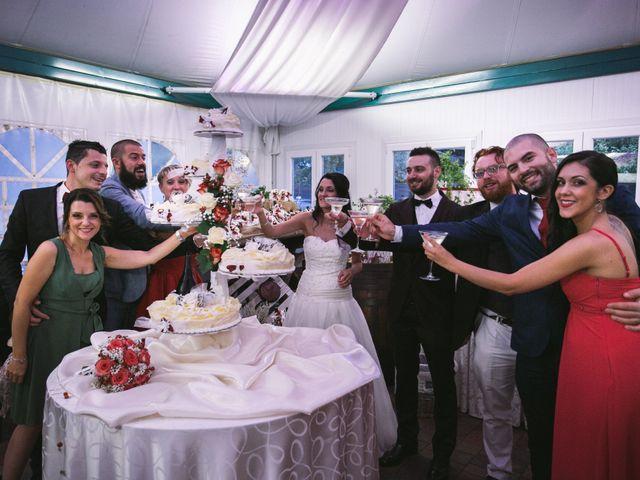 Il matrimonio di Francesco e Valeria a Treviso, Treviso 49