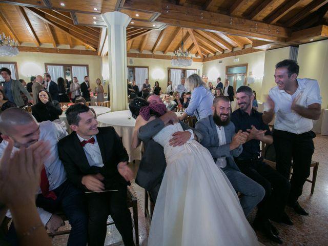 Il matrimonio di Francesco e Valeria a Treviso, Treviso 54