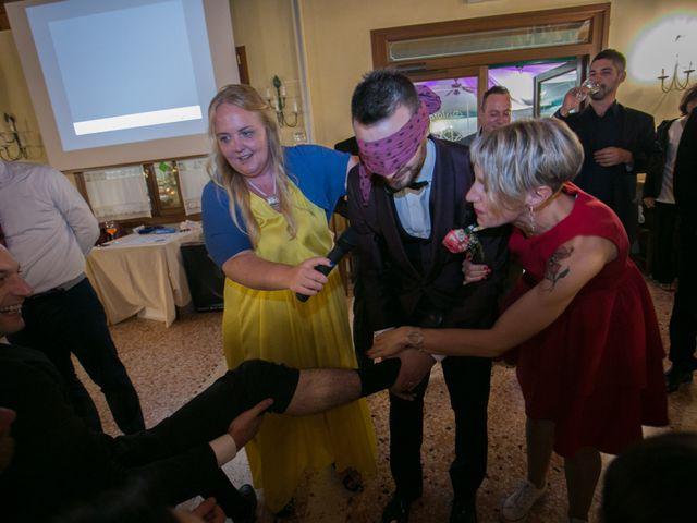 Il matrimonio di Francesco e Valeria a Treviso, Treviso 55