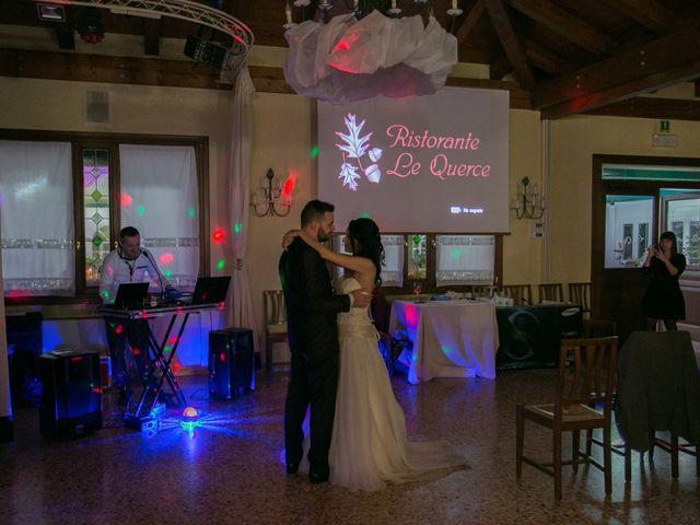 Il matrimonio di Francesco e Valeria a Treviso, Treviso 56