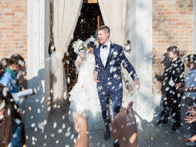 Il matrimonio di Pietro e Mariachiara a Cesenatico, Forlì-Cesena 22
