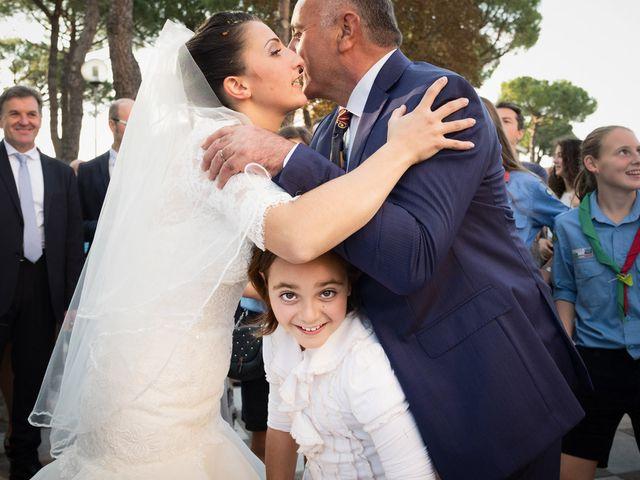 Il matrimonio di Pietro e Mariachiara a Cesenatico, Forlì-Cesena 23