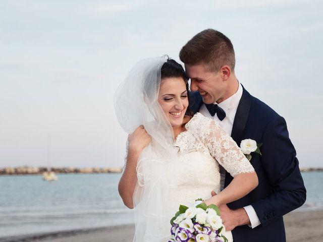 Le nozze di Mariachiara e Pietro