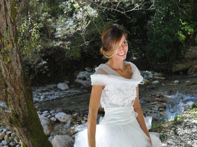Il matrimonio di Donato e Michela a Montefortino, Fermo 3