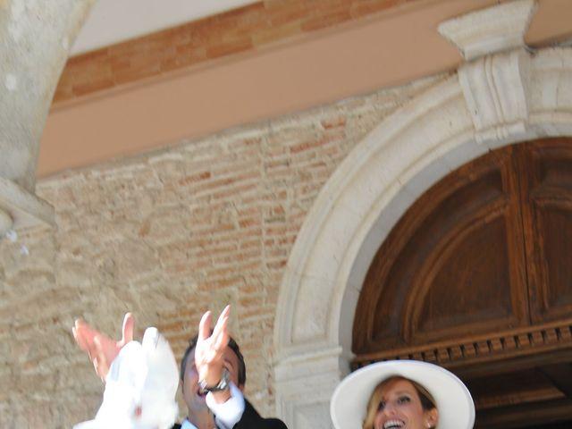 Il matrimonio di Donato e Michela a Montefortino, Fermo 4