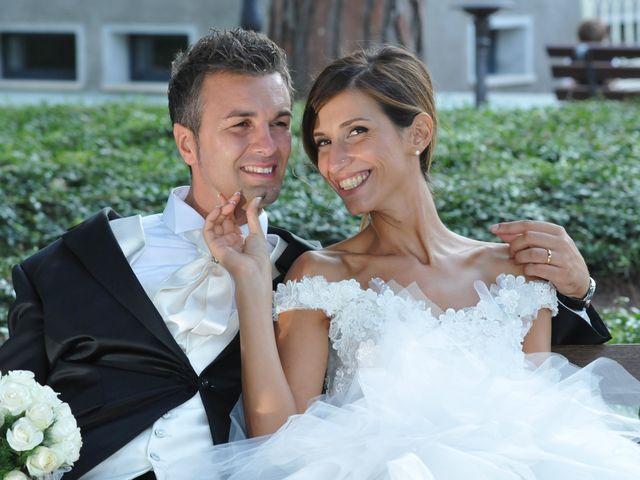 Il matrimonio di Donato e Michela a Montefortino, Fermo 6