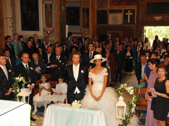 Il matrimonio di Donato e Michela a Montefortino, Fermo 8