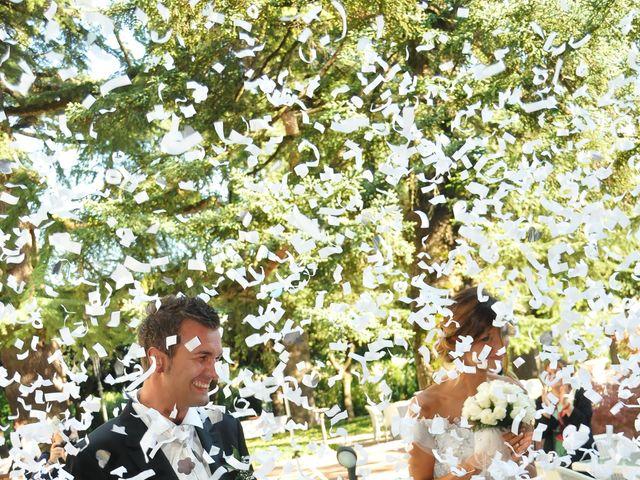 Il matrimonio di Donato e Michela a Montefortino, Fermo 9