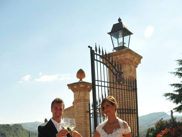 Il matrimonio di Donato e Michela a Montefortino, Fermo 12