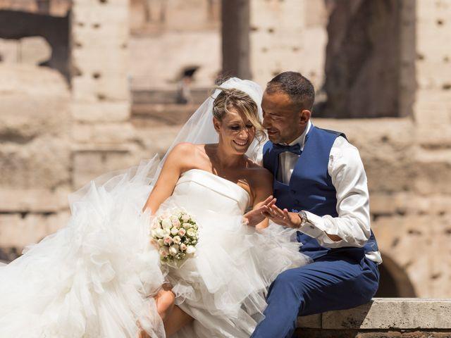 le nozze di Eleonora e Valerio