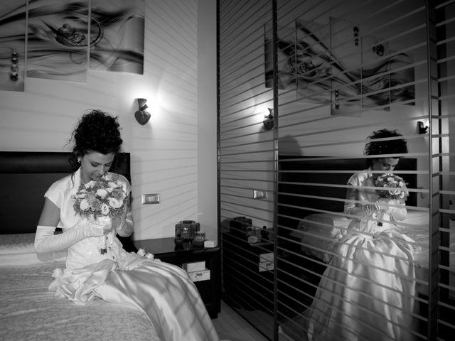 Il matrimonio di Andrea e Valentina a Pieve di Cento, Bologna 11