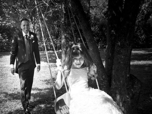 Il matrimonio di Andrea e Valentina a Pieve di Cento, Bologna 14