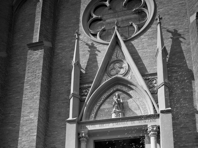 Il matrimonio di Andrea e Valentina a Pieve di Cento, Bologna 29