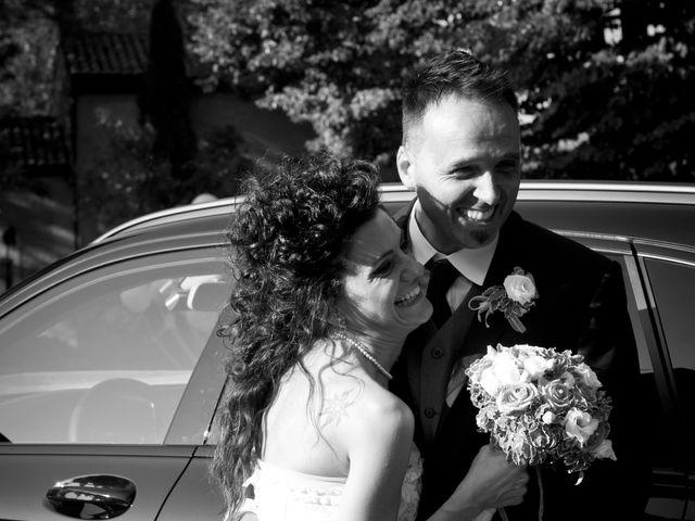 Il matrimonio di Andrea e Valentina a Pieve di Cento, Bologna 34