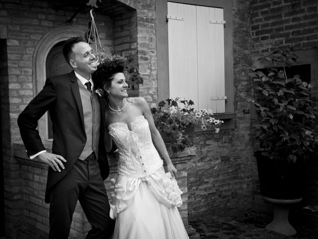 Il matrimonio di Andrea e Valentina a Pieve di Cento, Bologna 38
