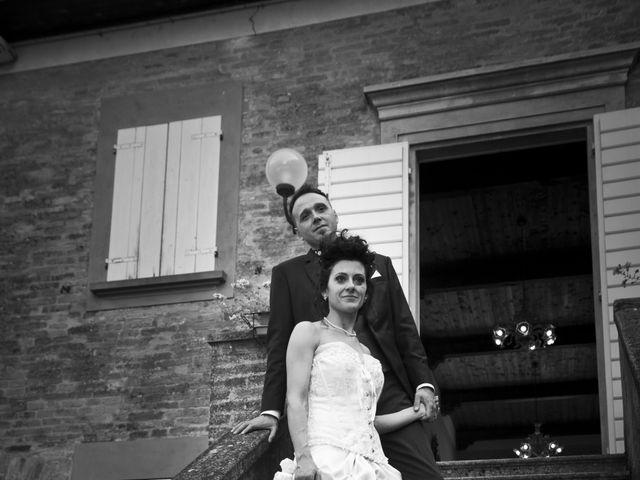 Il matrimonio di Andrea e Valentina a Pieve di Cento, Bologna 39