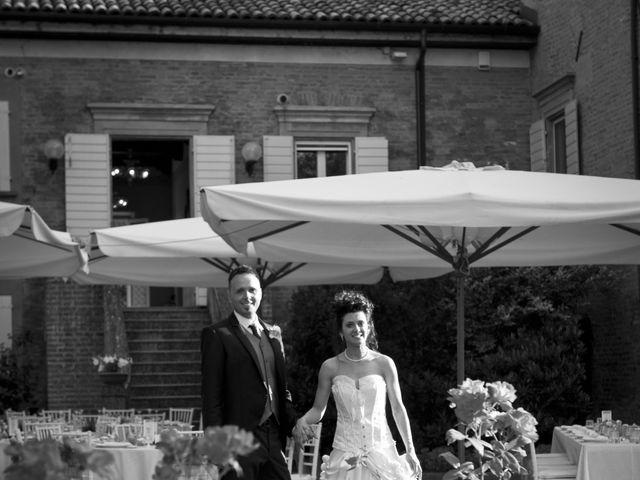 Il matrimonio di Andrea e Valentina a Pieve di Cento, Bologna 40