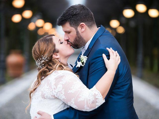 le nozze di Carola e Mattia