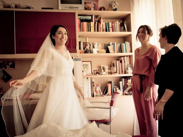 Il matrimonio di Alberto e Stefania a Vidor, Treviso 15