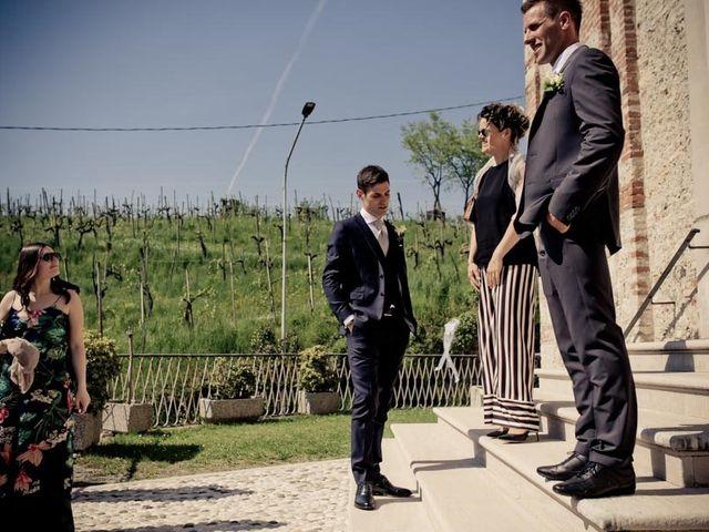 Il matrimonio di Alberto e Stefania a Vidor, Treviso 17