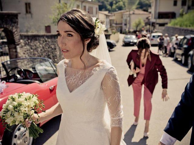 Il matrimonio di Alberto e Stefania a Vidor, Treviso 23