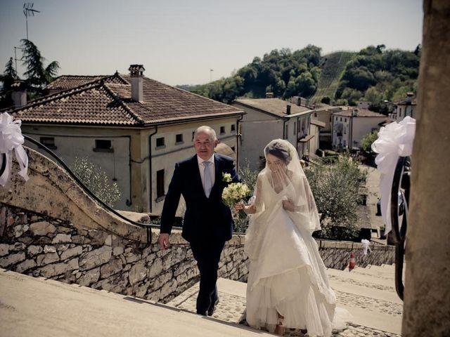 Il matrimonio di Alberto e Stefania a Vidor, Treviso 24