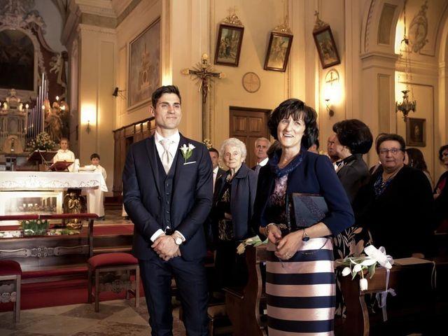 Il matrimonio di Alberto e Stefania a Vidor, Treviso 26