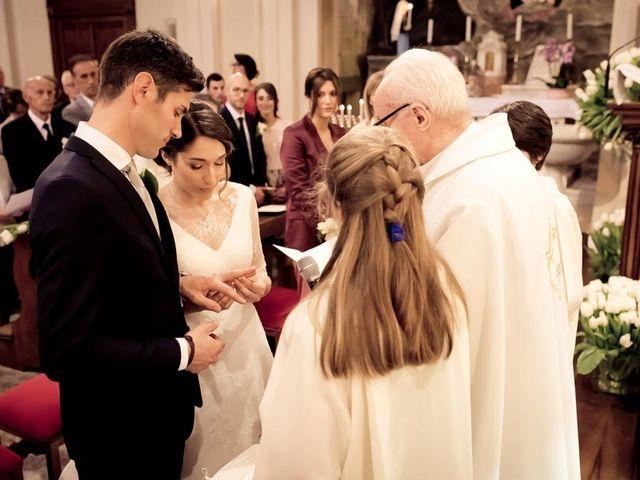 Il matrimonio di Alberto e Stefania a Vidor, Treviso 30