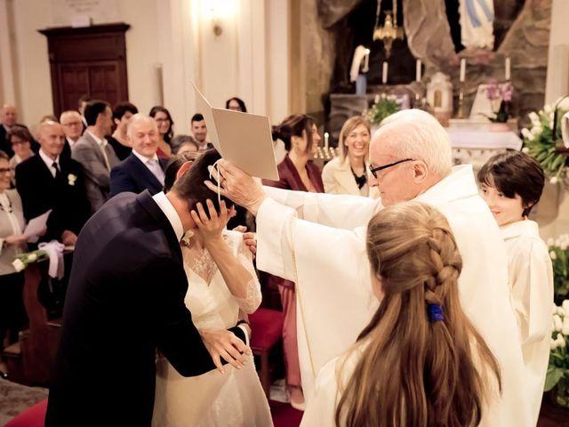 Il matrimonio di Alberto e Stefania a Vidor, Treviso 31